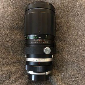 Soligor Telephoto Camera Lens